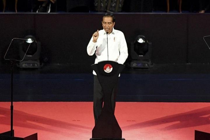 Pimpinan MPR: Jokowi Harusnya Beri Teladan Baik ke Menteri, dengan Menemui Demonstran