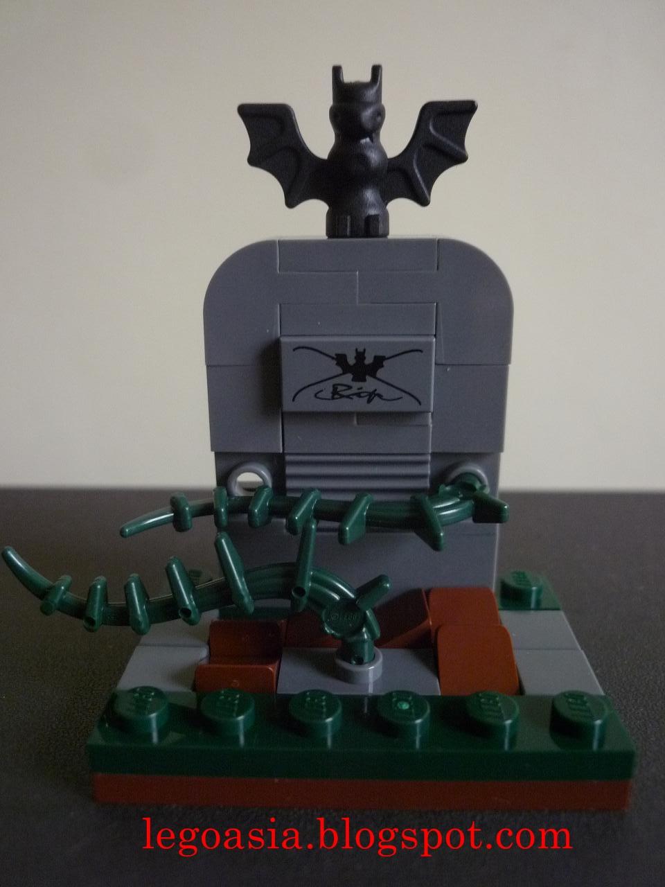 Lego Asia: Lego 850487 Halloween Set Review
