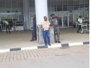 BREAKING: Security beefed up at Abuja airport as Nigerians expect El-Zakyzaky's arrival
