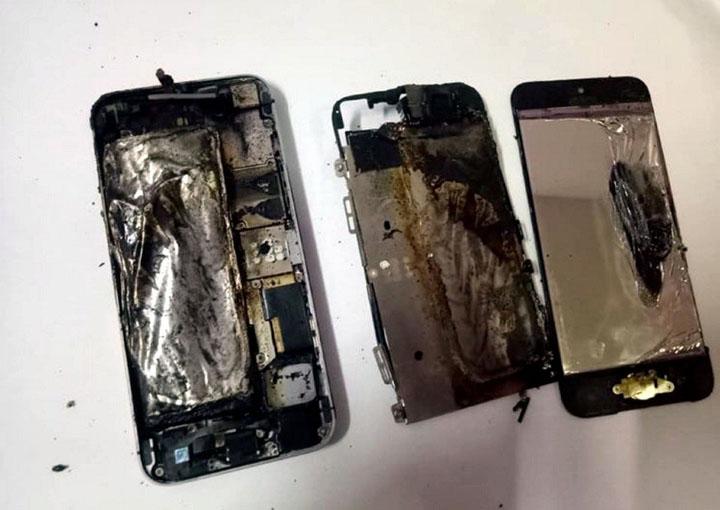 Bahaya Cas Telefon Tanpa Pengawasan