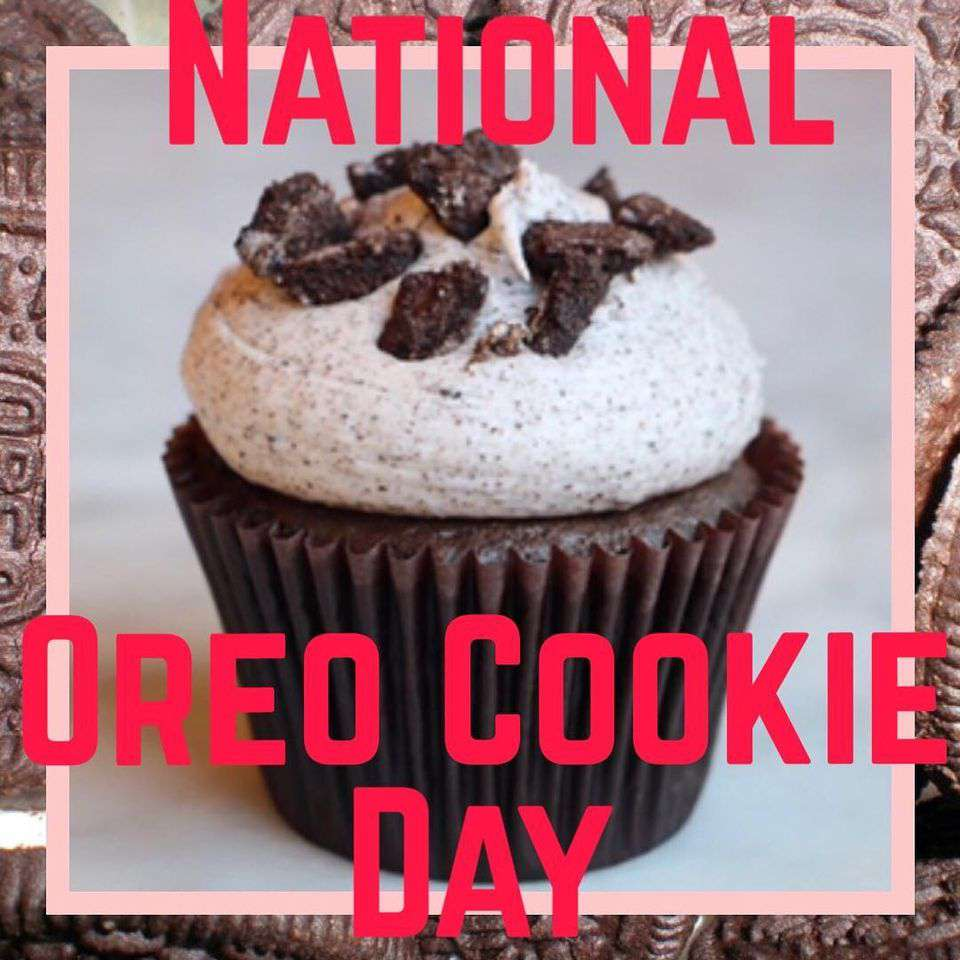 National Oreo Cookie Day Wishes for Whatsapp