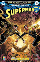 DC Renascimento: Superman #30