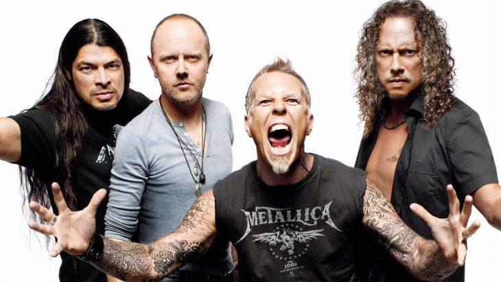 Cambió a mayores los acordes de Metallica: parece Blink 182