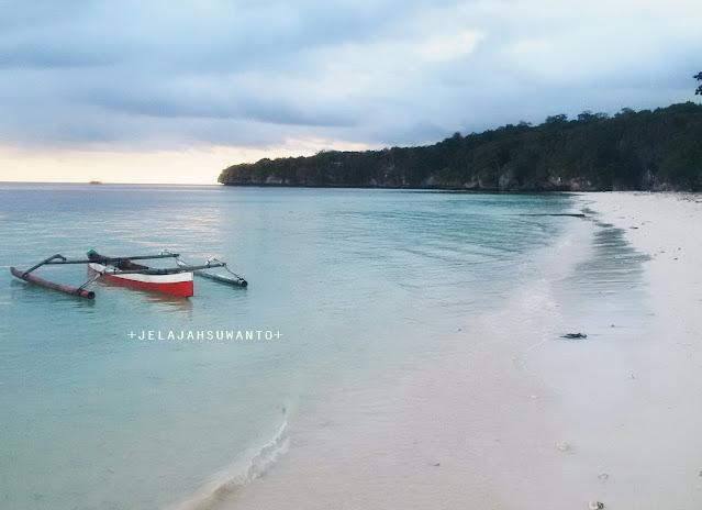 Pantai Mandala Ria Desa Ara, Bontobahari, Bulukumba, Sulawesi Selatan