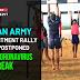 Indian Army Recruitment Rally Exam Postponed amid Coronavirus Outbreak