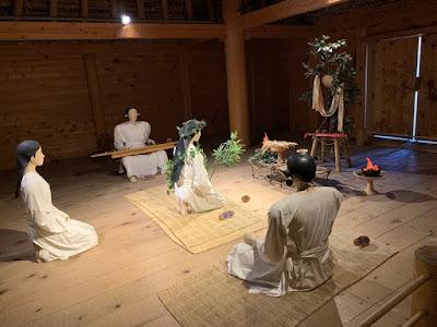 主祭殿の内部