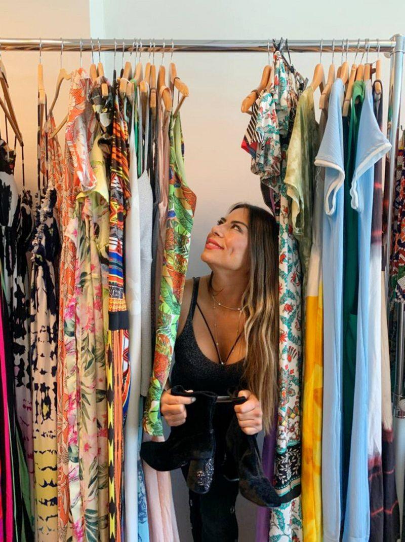 Marlene De la Fuente hizo showroom digital