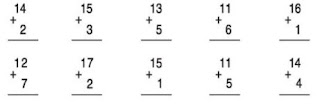 Giải bài tập 1, 2, 3 trang 108 SGK Toán lớp 1