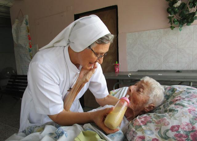 Los enfermos misioneros también ayudan a los misioneros con su oración