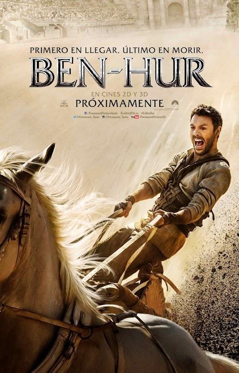 Ben-Hur (2016): Nueva versión de la película de 1959