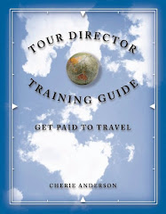 Email me direct - Tour Director Training Guide