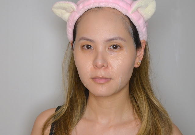 Vichy Mineral 89 Fortifying Recovery Mask Selfie