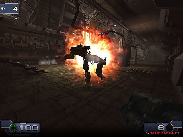 Unreal Tournament 2003 Gameplay Screenshot 4