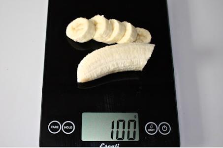 100 gram plantain