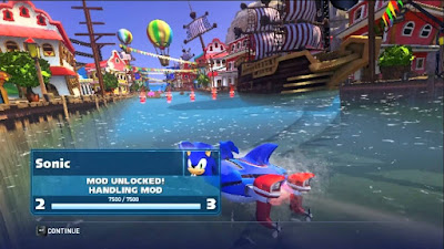 Sonic & All-Stars Racing Transformed PC Full Version