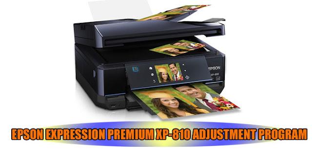 EPSON EXPRESSION PREMIUM XP-810 PRINTER