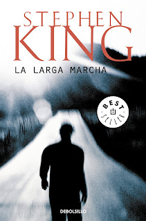 "Reseña: ""La larga marcha"" - Stephen King"