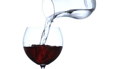 acqua nel vino europa