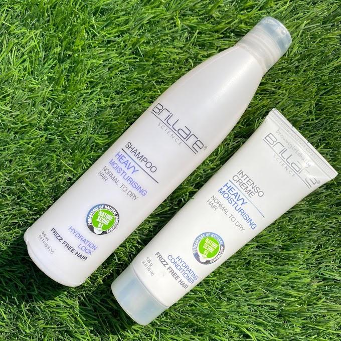 Brillare Heavy Moisturising Shampoo & Conditioner Review