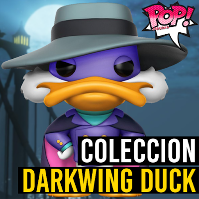 Lista de figuras funko pop de Funko POP Darkwing Duck