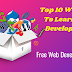 Top 10 Websites To Learn Web Development