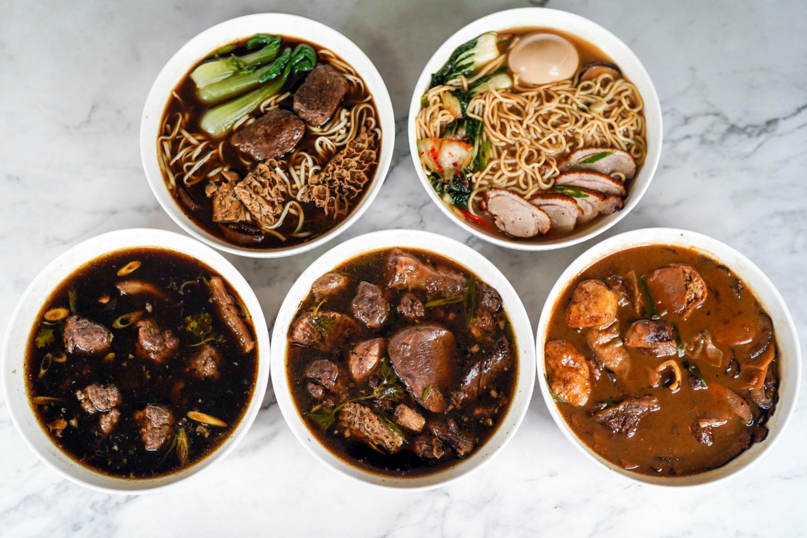 Mooheebaa, Plaza Arkadia: Broths, BBQ & Meats