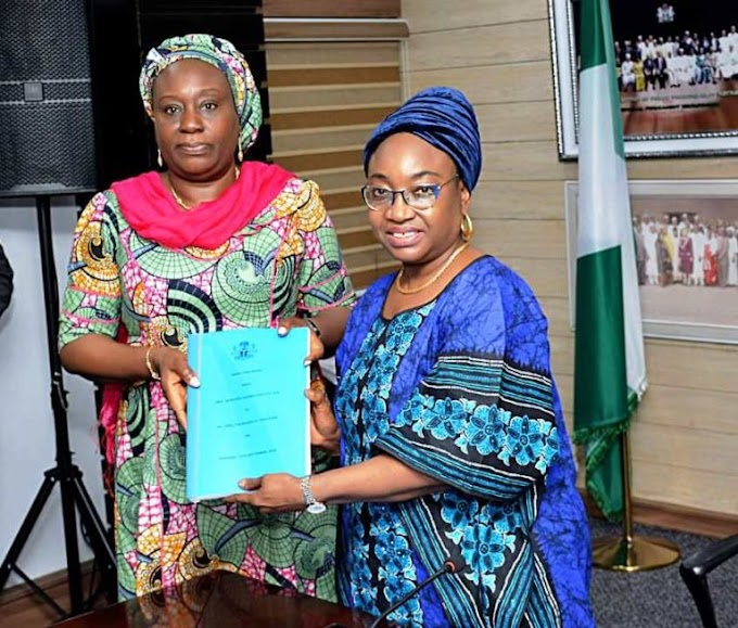 Acting Head of Service Yemi-Esan takes over from Oyo-Ita