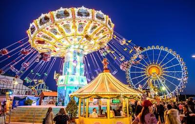 Suroboyo Carnival Park Menjadi Salah Satu Ikon Wisata Hits di Surabaya