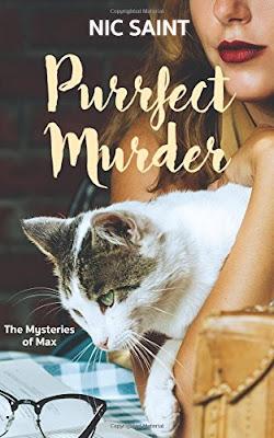 Purrfect Murder, by Nic Saint