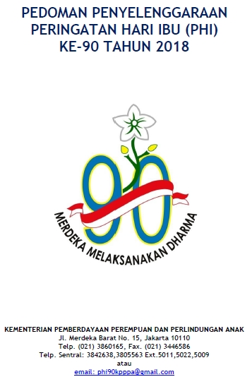 Logo Hari Ibu 2018 : Design