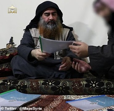 ISIS leader Abu Bakr al-Baghdadi makes first appearance since 2014 and vows to avenge his dead militants