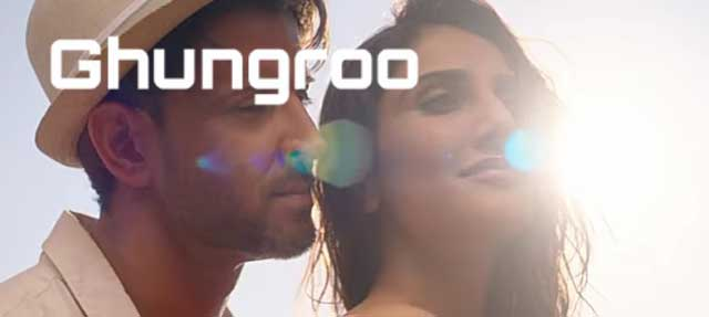 Download Ghungroo mp3 song