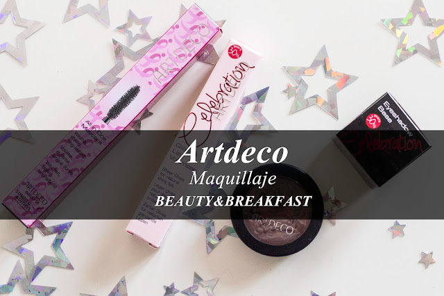 Conociendo el maquillaje de Artdeco. Beauty & Breakfast.