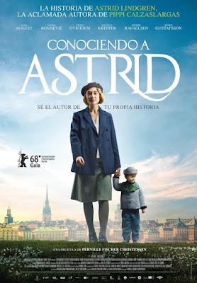 Unga Astrid AKA Becoming Astrid 2018 Custom HD Spanish