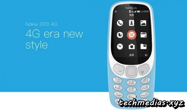Specification And Review Of Nokia 3310(4G), Price, Camera, Display