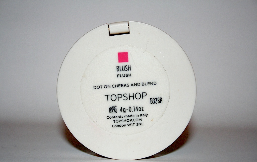 Topshop Creme Blush Flush