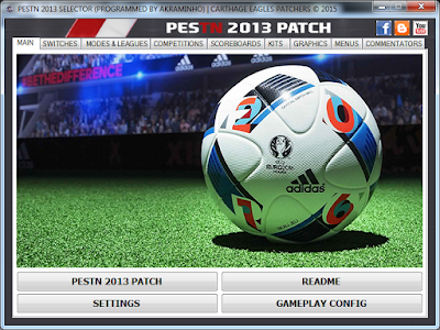 PESTN 2013 Patch For PES 2013