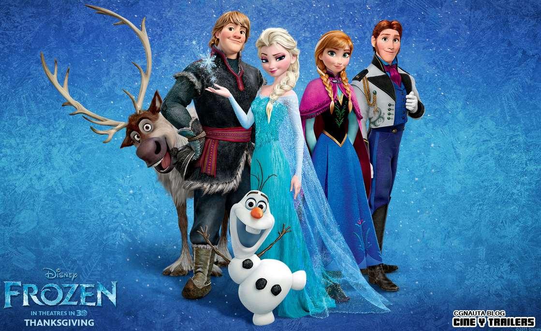 Frozen: Una Aventura Congelada (2013) Reseña y crítica de la ...