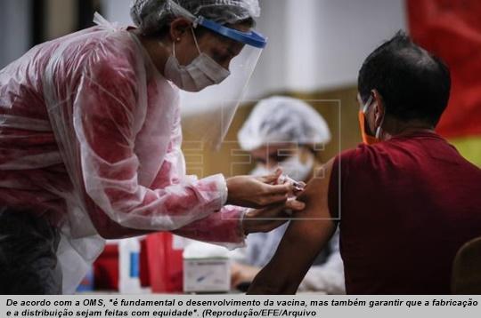 www.seuguara.com.br/Organização Mundial da Saúde/vacina/Covid-19/