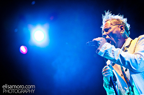 Johnny Rotten PIL by .noir photographer
