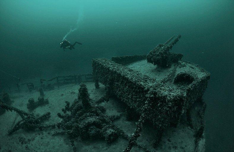 затонувшие подводные лодки ютуб