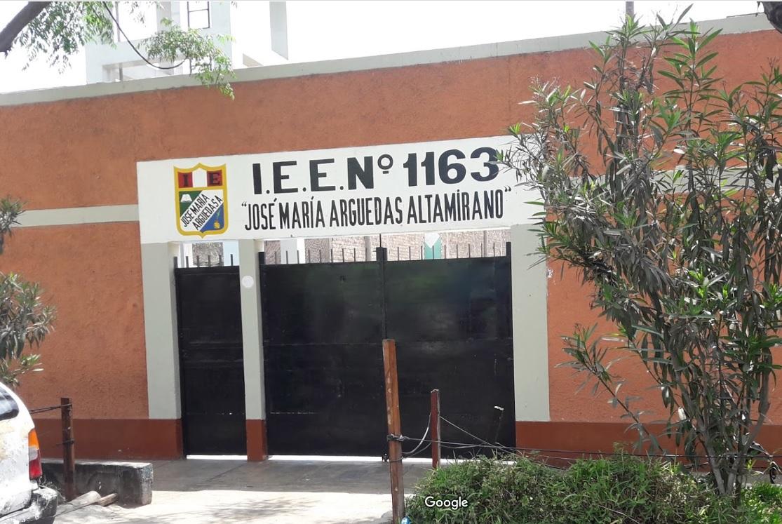 Escuela 1163 JOSÉ MARÍA ARGUEDAS ALTAMIRANO - Lima Cercado