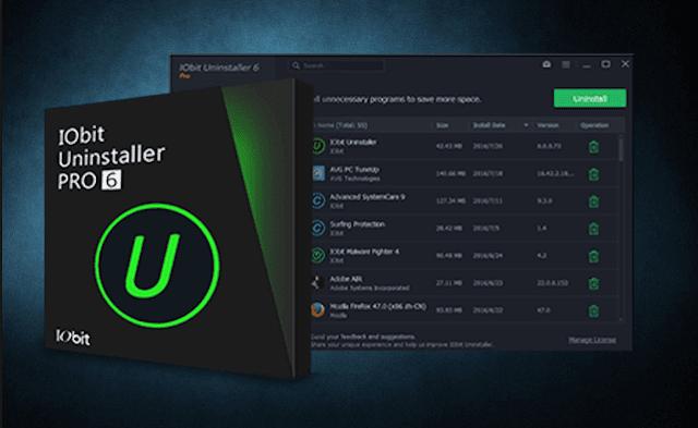 تحميل برنامج 6 IObit Uninstaller Pro +التفعيل