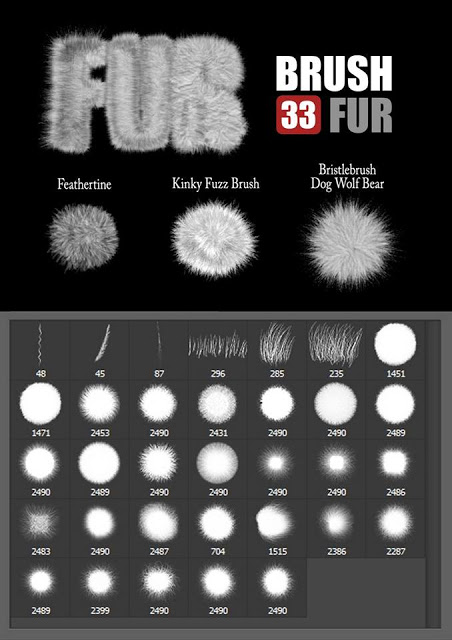 Free brushes for firealpaca,Fur Free,Brushes,Free Downloads,Brusheezy