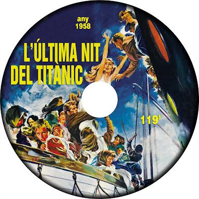 L'última nit del Titànic - [1958]