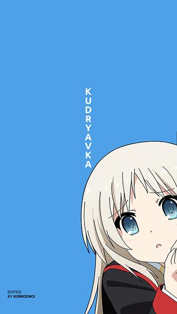 Kudryavka - Little Busters Wallpaper