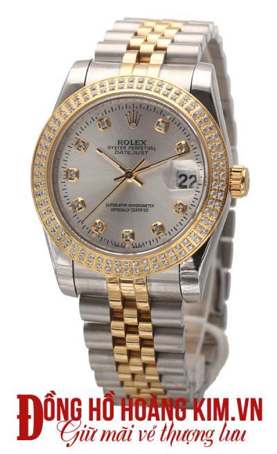 Đồng hồ rolex nam chính hãng giá rẻ
