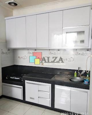 Harga Kitchen Set Surabaya alza