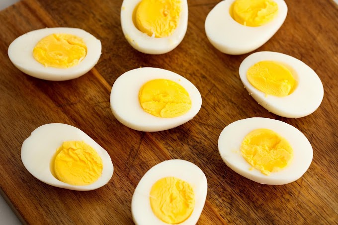Perfect Boiled Eggs Recipe | Breakfast Care