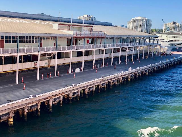 Station Pier Melbourne